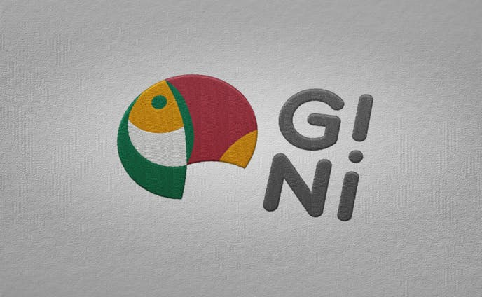 Gini Logo Design