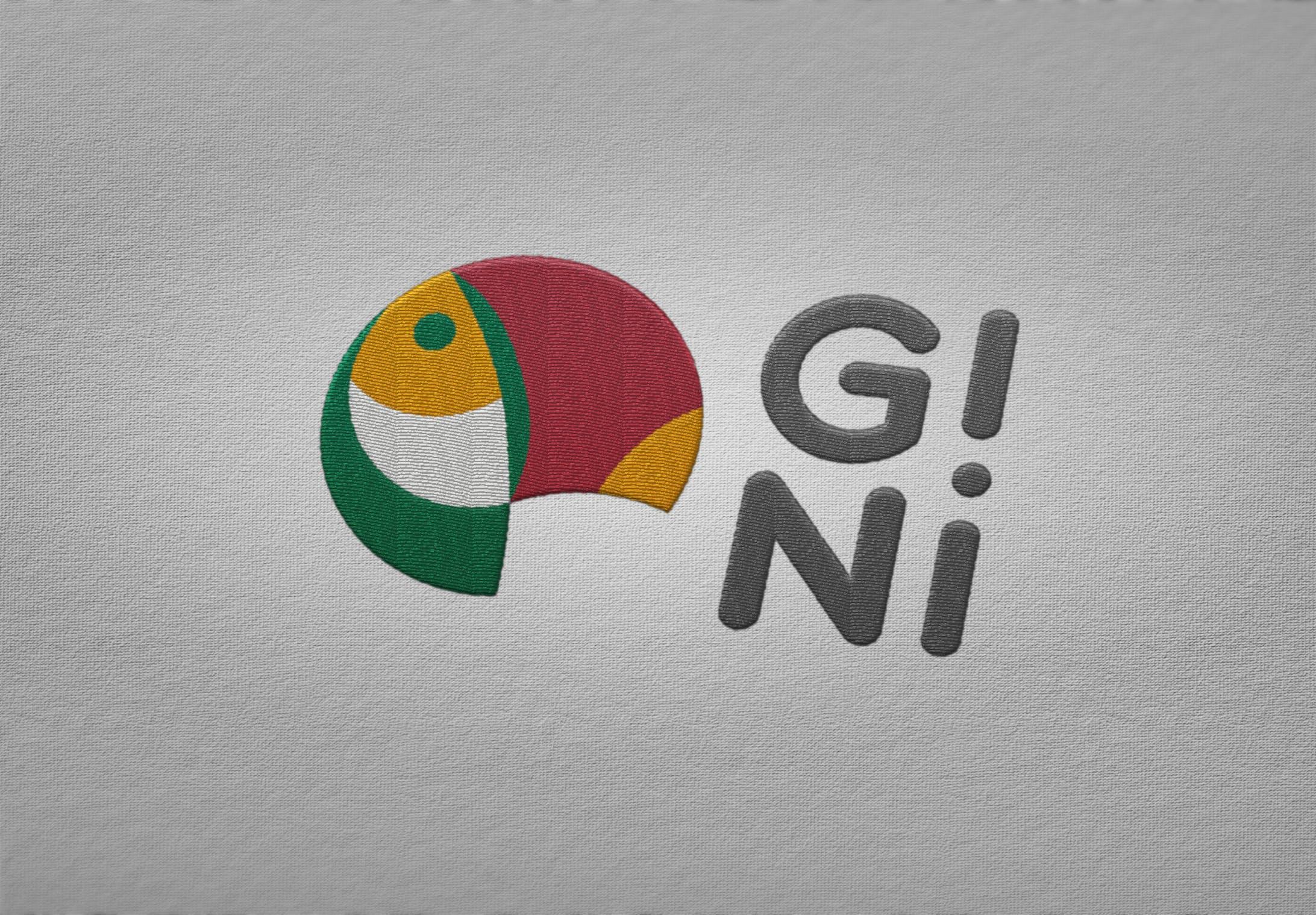 Gini Logo Design-1