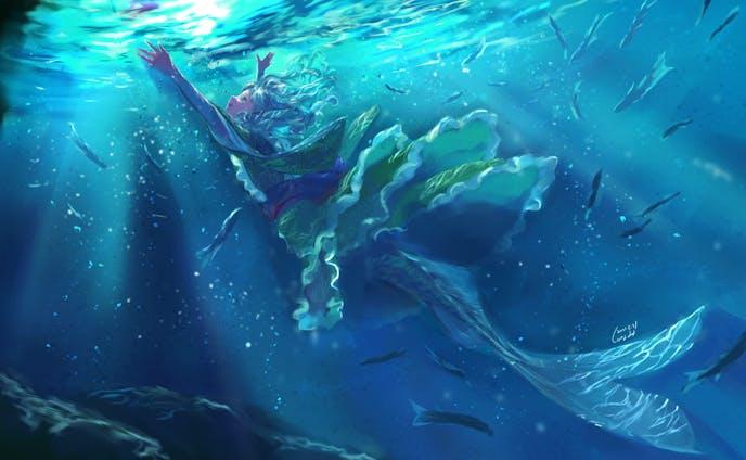 淡き水の姫
