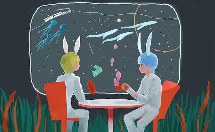 宇宙カフェ