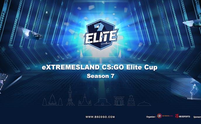 Elite CeXTREMESLAND CS:GO Elite Cup Season7up KV