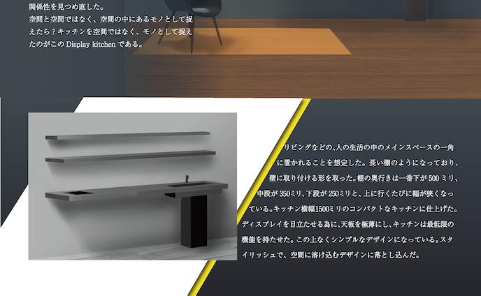 display kitchen 飾