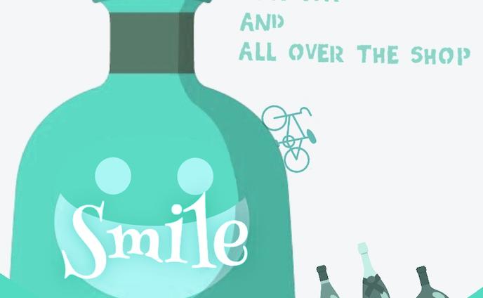 お題:SMILE