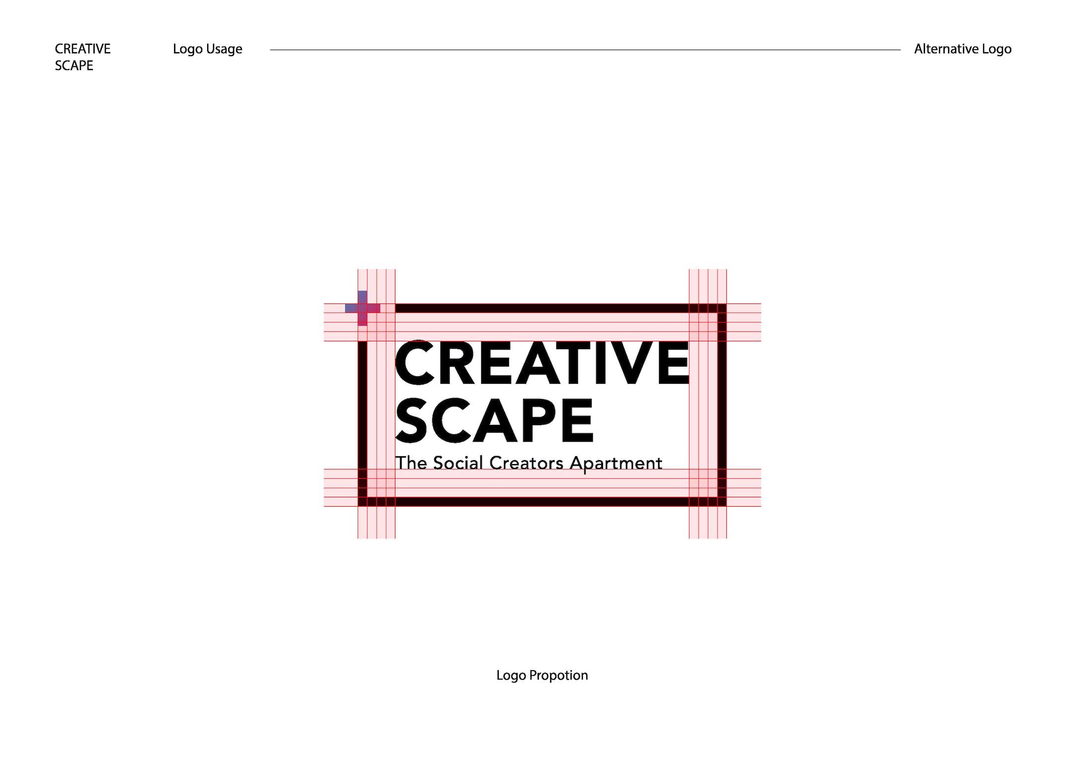 Creative Scape logo design-5