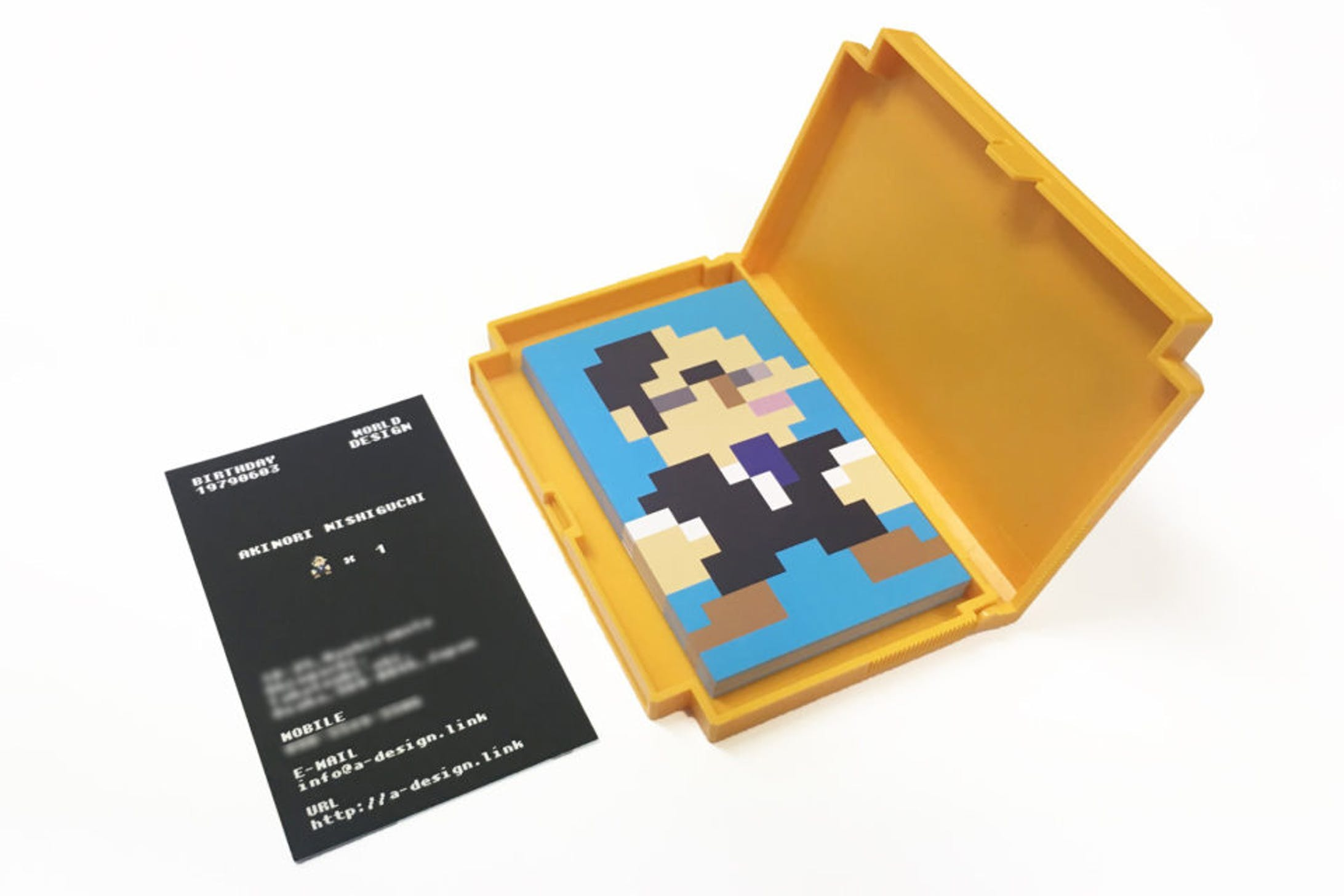 上司ニシグチ/デザイナー 03-2
