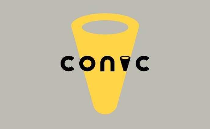 国立新美術館 建築ガイドアプリ「CONIC」