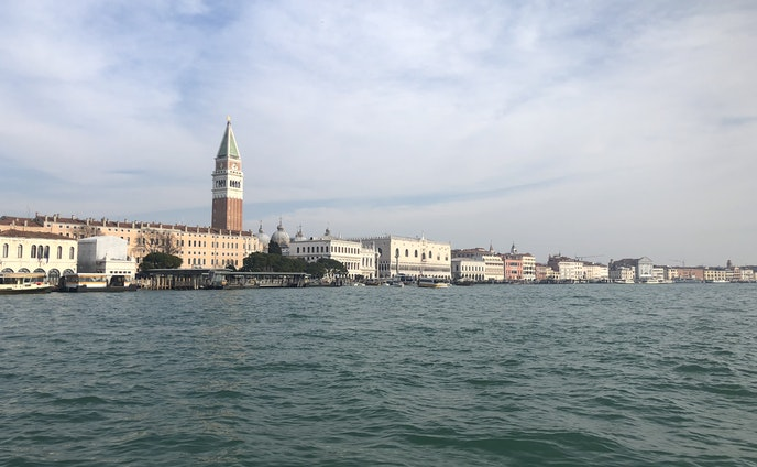 Travel to Venice (2/8-2/10, 2019)