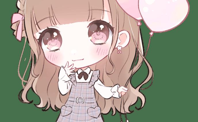 桜餅ふゆ生誕2021