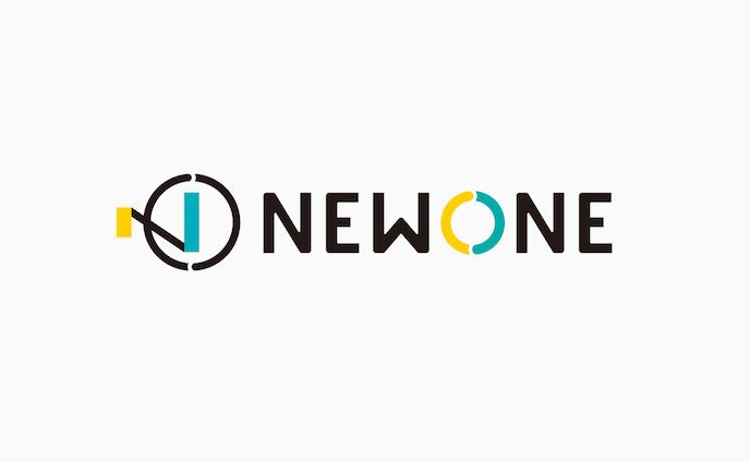 株式会社NEWONE様 ロゴ