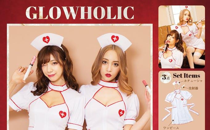 【GLOWHOLIC/通年レディース】
