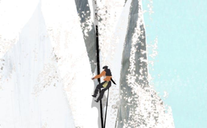 *ミックスクライミング/Mix climbing