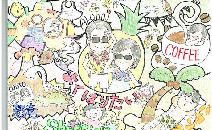 ハワイ旅行に行きたい