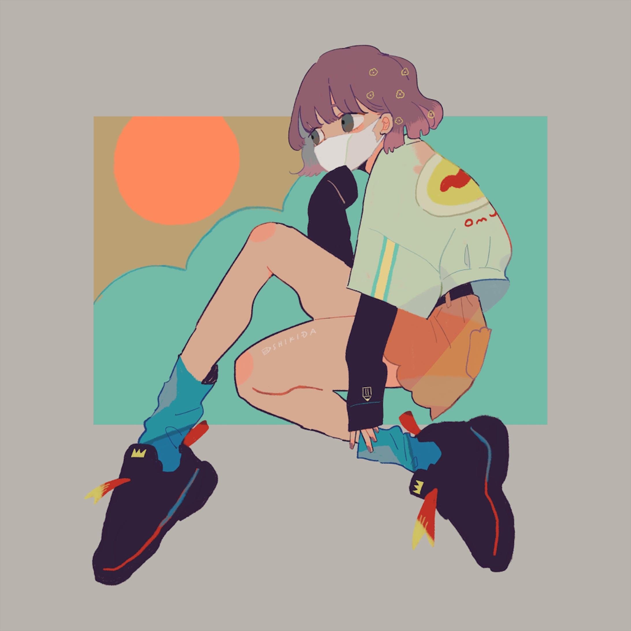【アパレル】らしく-1