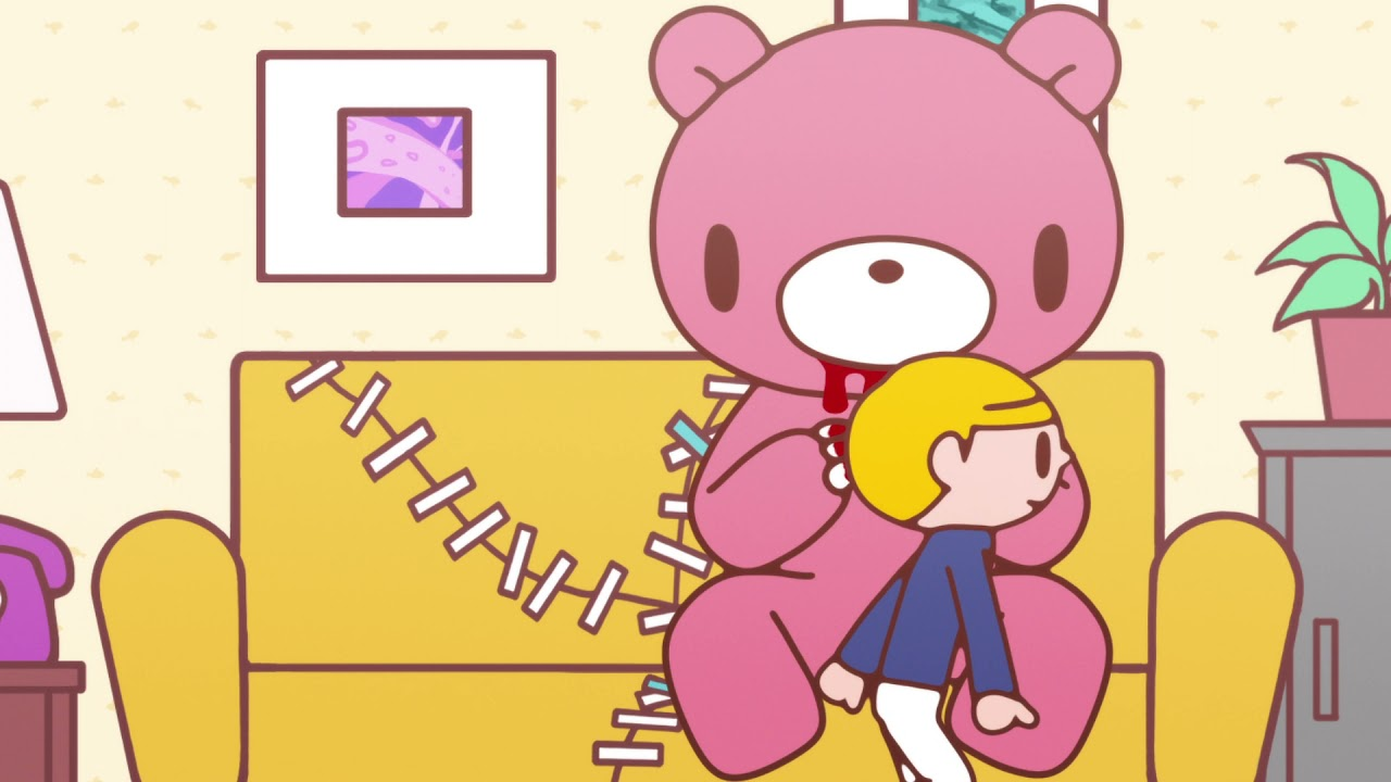 いたずらぐまのグル~ミ~ TVアニメーション