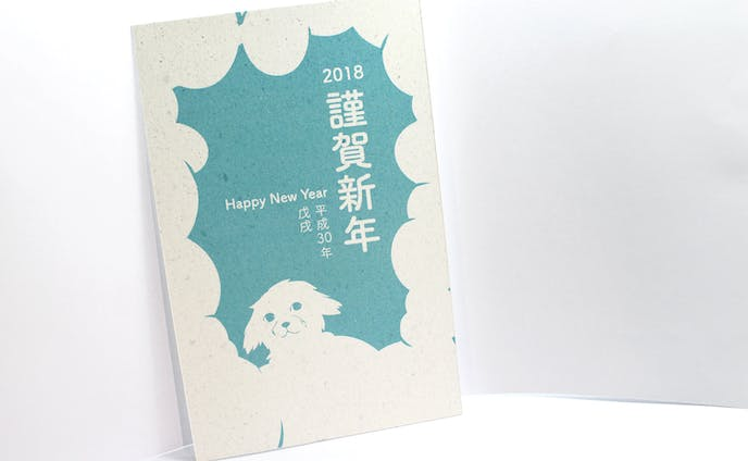 Graphic Design|2018 Chinese New Year Postcard