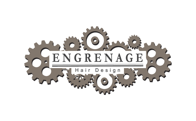SALON LOGO/ENGRENAGE