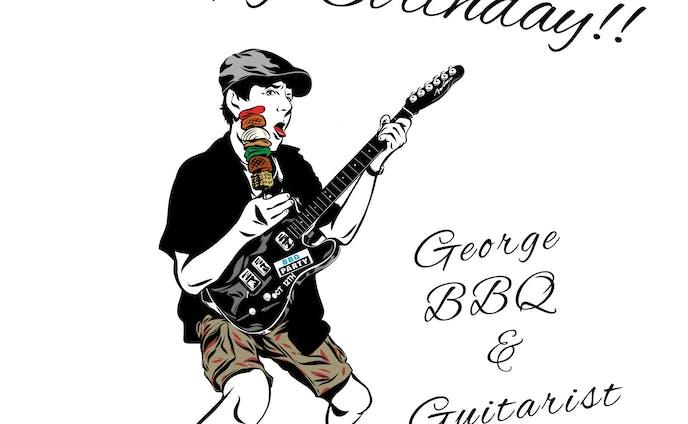 Happy Birthday‼︎ to George Williams