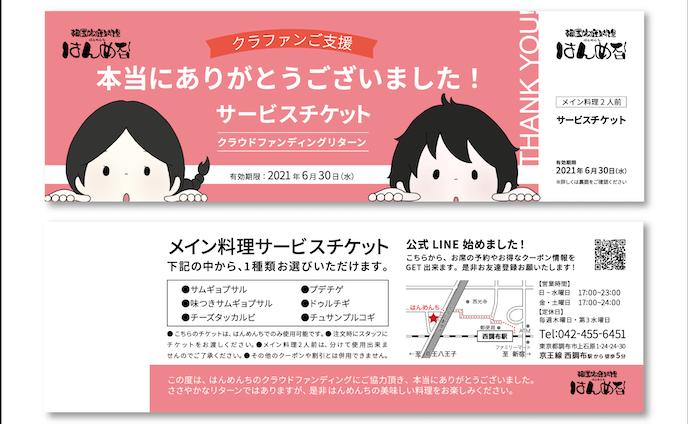【イラスト・デザイン】クラファンリターン