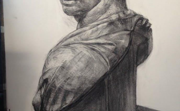 ブルータス 素描
