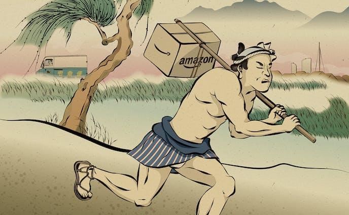 日本の物流