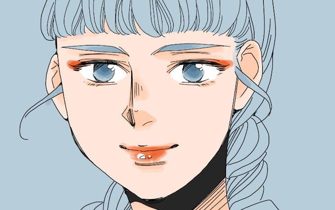 キャラクターのイラスト