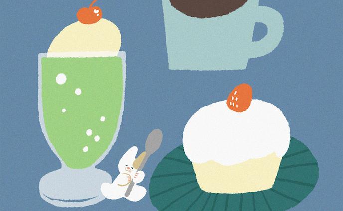 食べ物・喫茶店