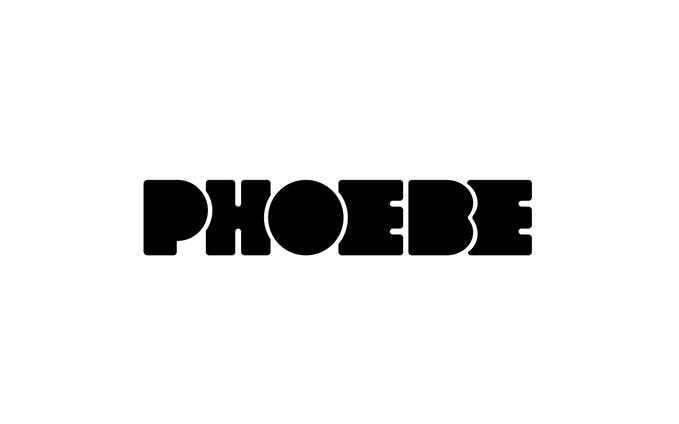 PHOEBE ロゴ