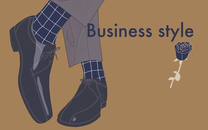 父の日 靴下ブランドのビジュアルイメージ