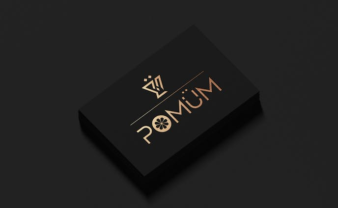 POMÜM - ロゴ
