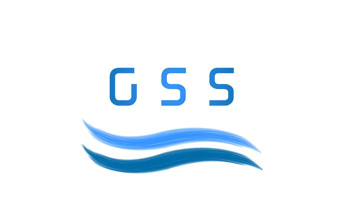 GSS (群馬総合設備)  Logo Design