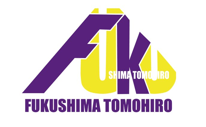 FUKUSHIMA TOMOHIRO ロゴ