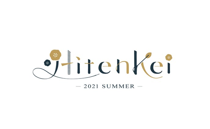 『HitenKei』サークルロゴデザイン