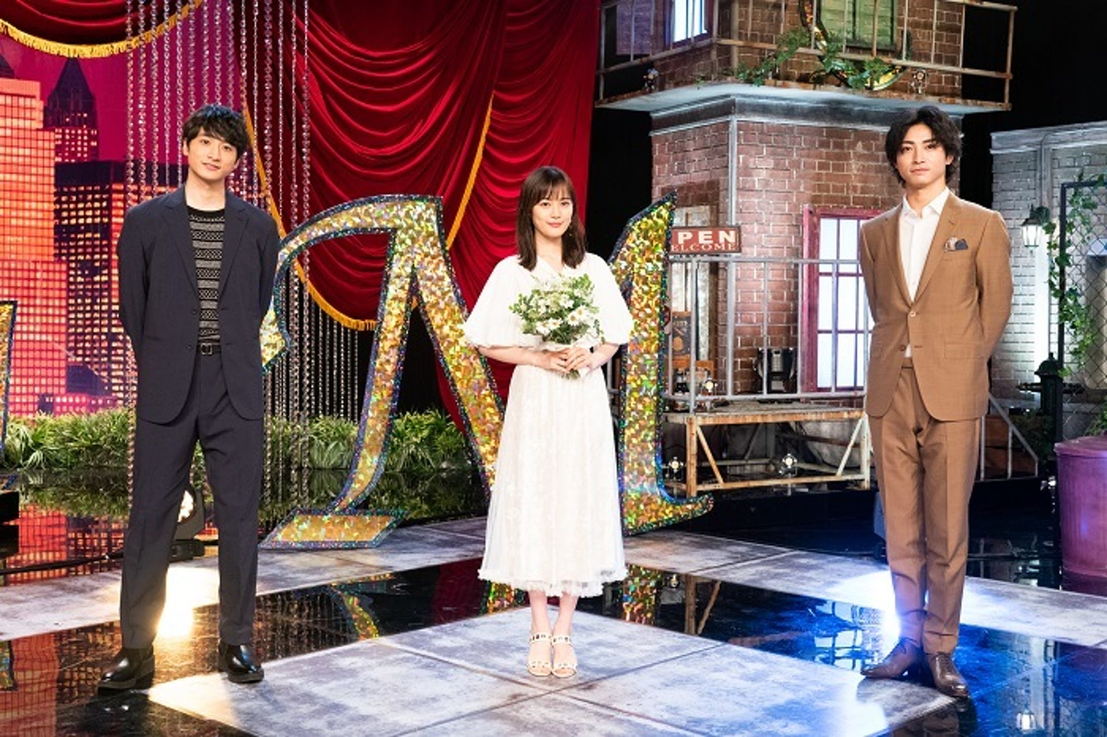 ステージング WOWOW僕らのミュージカル・ソング 2020 第二夜 ミュージカル『四月は君の嘘』-1
