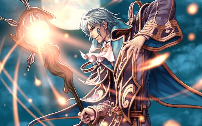 『オルタンシアサーガ -蒼の騎士団-』コンスタン