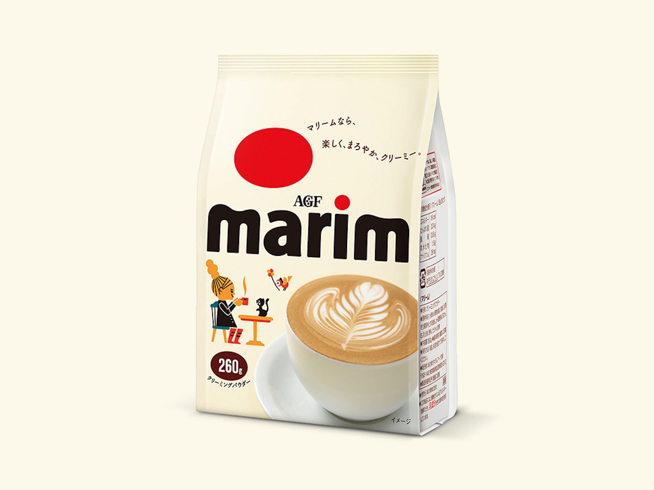 AGF marim パッケージ-1