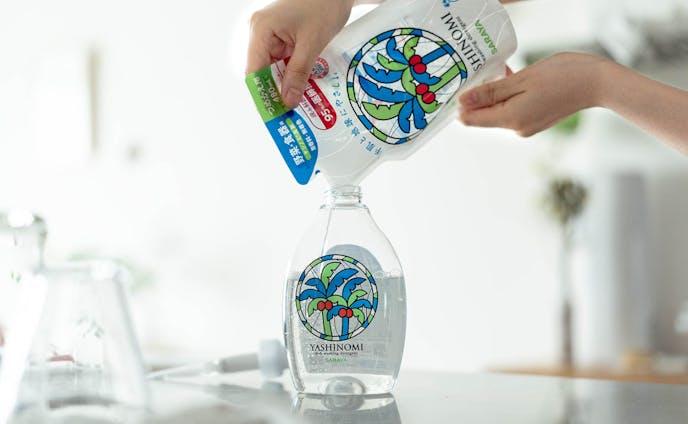 【連載中】サラヤ|ヤシノミ洗剤50th 記念企画