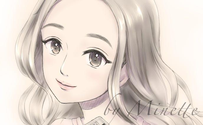 イラスト、anime