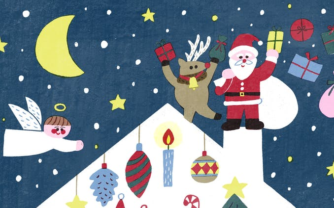 イラスト | クリスマス