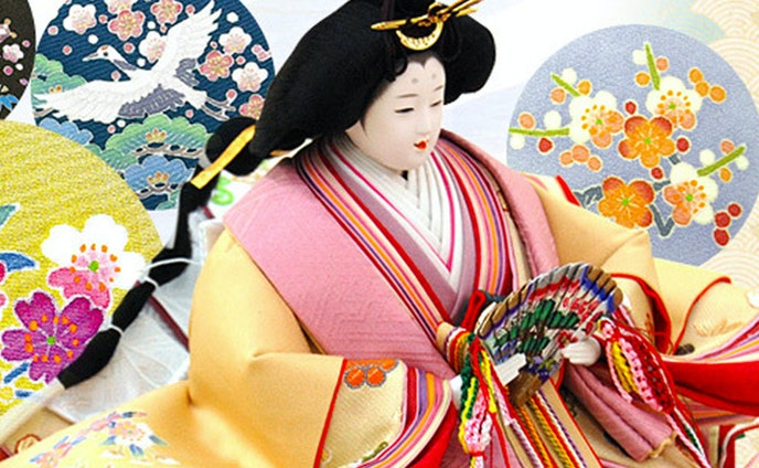 人形の堀川 LP作成