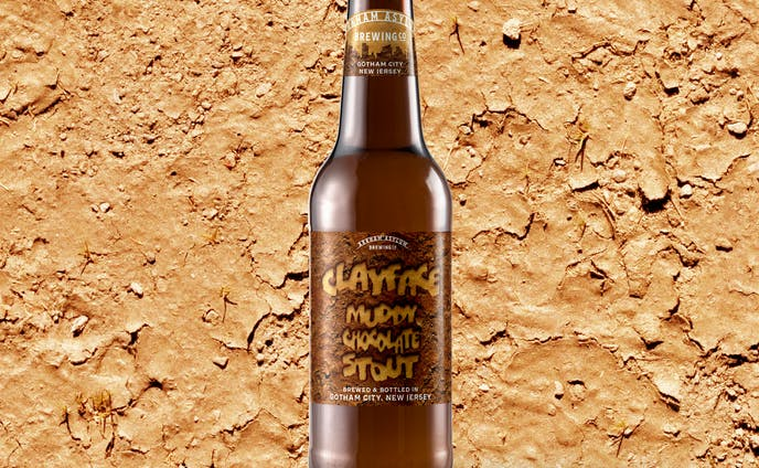 架空のクラフトビール/クレイフェイス