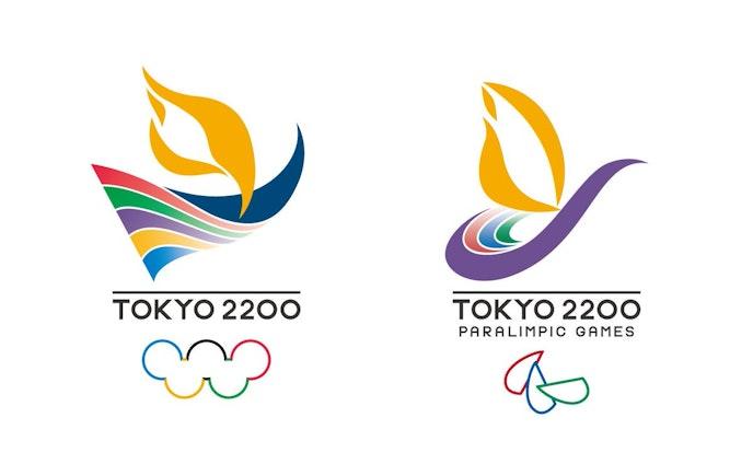 オリンピック・パラリンピック 自作エンブレム