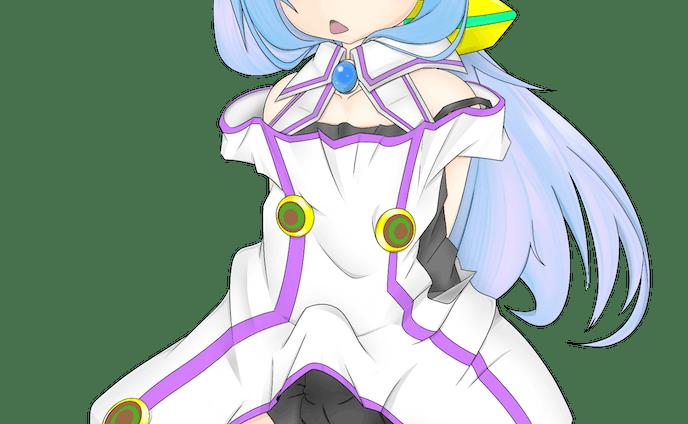 ハッカドール3号ちゃん