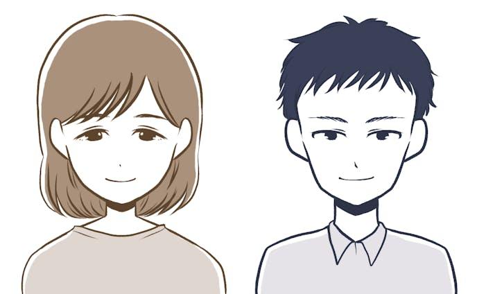 大人シンプル(アイコン作成)