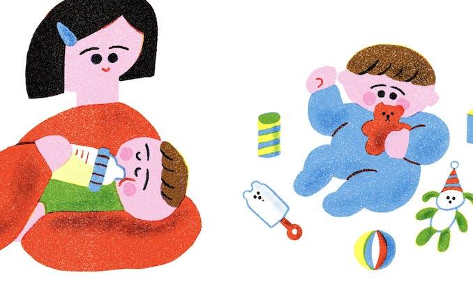 イラスト | 赤ちゃんとママ