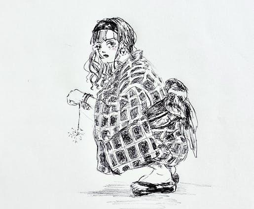 イラスト、illustration