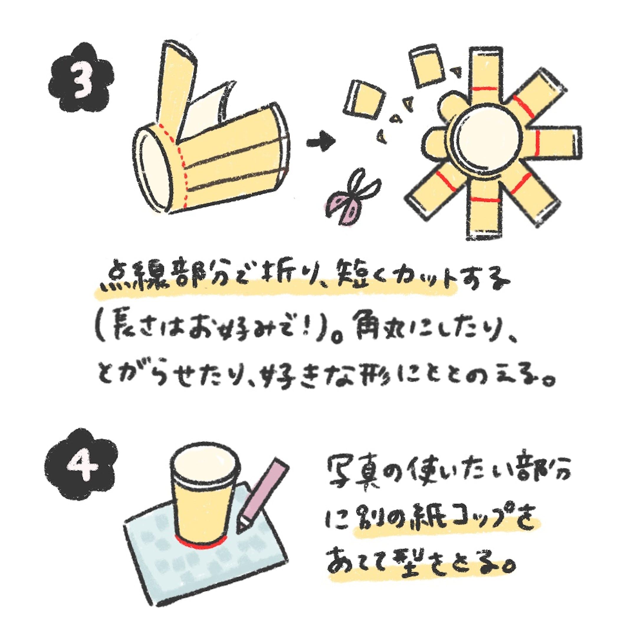 CHANTO WEB連載 2020年3月 手作りおもちゃ-6