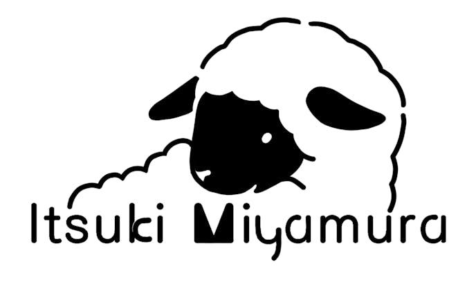 Itsuki Miyamuraアーティストロゴ