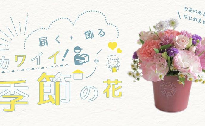 お花の定期便 OGP