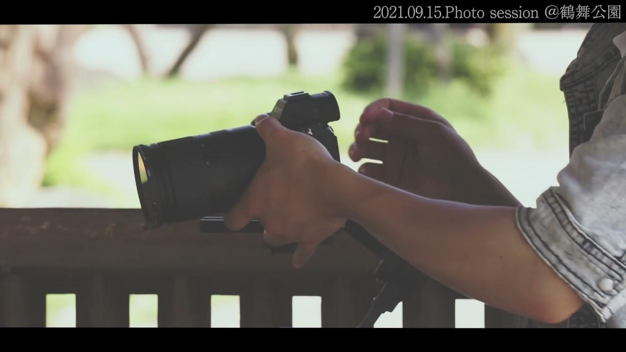 【Vlog】撮影会のメイキング映像