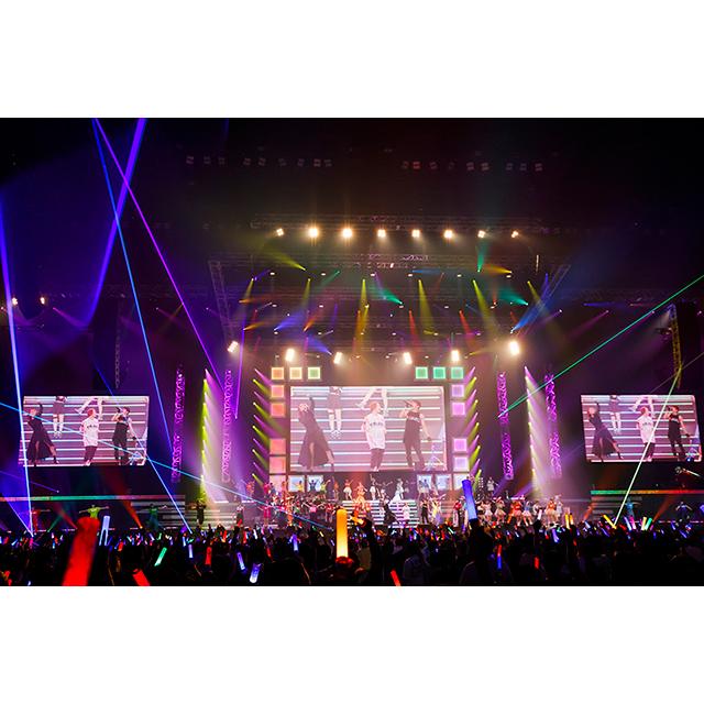 """【ライブレポート】2年ぶりのカラフルなお祭り、待望の開幕! """"Animelo Summer Live 2021 -COLORS-""""DAY1 レポート"""